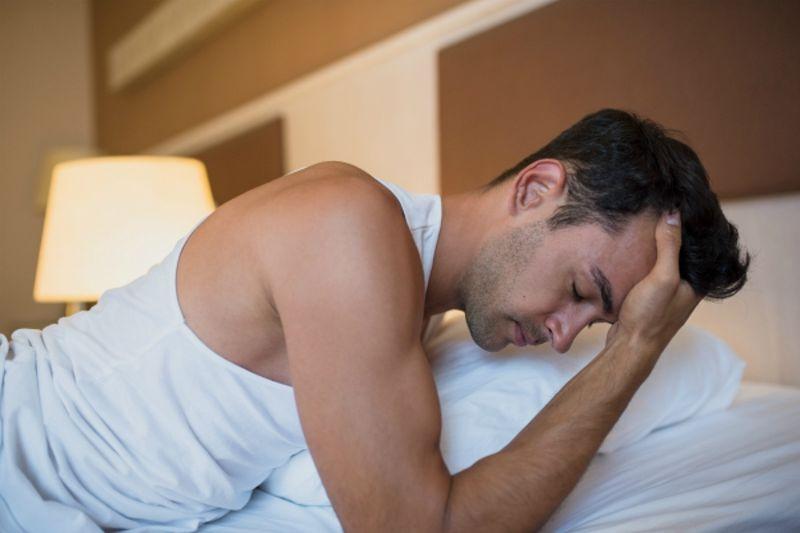 spasmi nel sonno