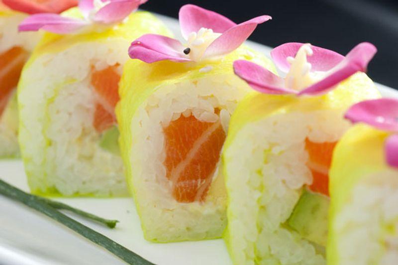 Sushi brasiliano a Milano